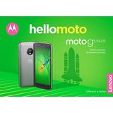 Moto G5 Plus 4g Octacore 32gb 2gb Ram 12mp Huella Libres