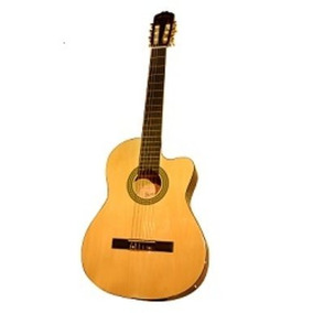 Guitarra Electroacustica Memphis 951 Nylon
