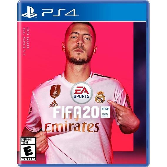 Fifa 20 Ps4 Fisico Original Sellado Ramos Mejia