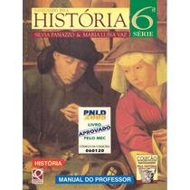 Historia - 6ª - 7ª - 8ª Séries - Manual Professor-promoção