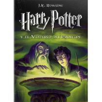 Harry Potter Y El Misterio Del Príncipe.en Pdf