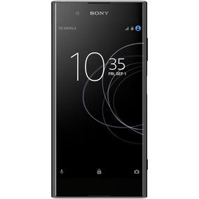 Smartphone Sony Xperia Xa1 Plus Preto Tela 5,5