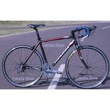 Bicicleta Carrera Ruta R28 Aluminio Shimano 16v Claris