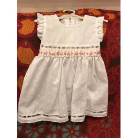 Vestido Nuevo Bautismo Talle 1 Labrado Hermoso! Ana Karenina