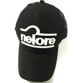 Boné Tela Trucker Country Nelore Top De Linhar$18.99