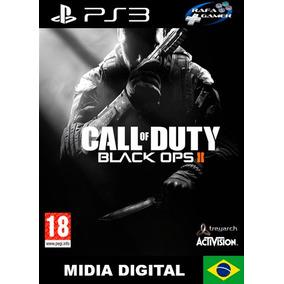 Call Of Duty Black Ops Ii 2 | Ps3 | Psn | Promoção