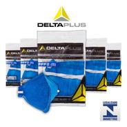 Kit 10 Máscaras Descartáveis Pff2s Deltaplus - Equivale N95