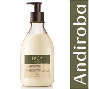 Ekos Andiroba Natura Hidratante Corporal 400ml - Regular