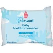 Johnsons Baby Toallitas Húmedas Hora De Jugar  X 25 U