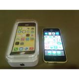 Iphone 5c + Garantía
