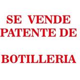 Patente De Botilleria