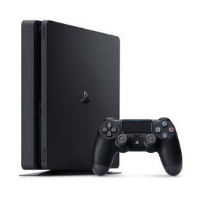 Playstation 4 Slim Sony 1tb Ps4 Bluray Americano