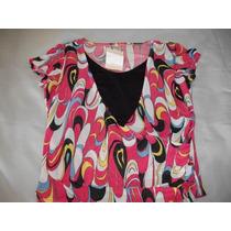 Blusa Camisa Dama Mujer Talla M Blusas Camisas Angel.vende