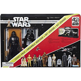 Darth Vader Legacy Pack, The Black Series 40th Ann