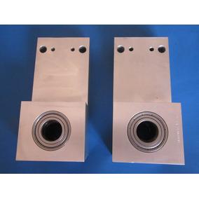 Chumacera En Aluminio 80x60x175 Flecha 25