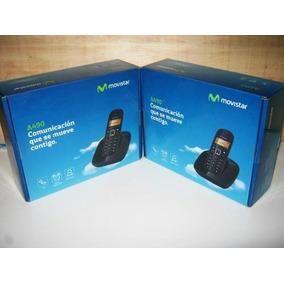 Teléfono Inalambrico Gigaset A490 Lcd Iluminado Caja Sellada