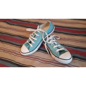Zapatillas Converse Celestes