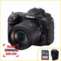 Nikon D500 Dx 4k Com 16-80mm F/2.8-4e Ed Vr - Temos Loja