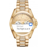 Relogio Michael Kors Mkt5002 Access Touch Digital Swarovski