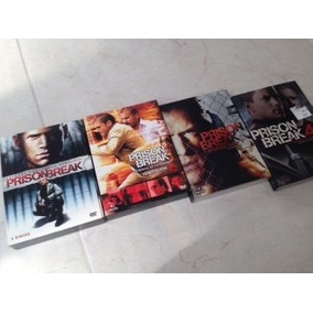 Serie Completa Dvd Prision Break