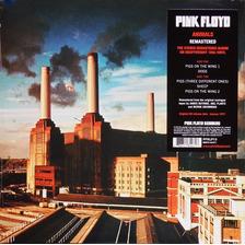 Pink Floyd - Animals Vinilo Nuevo Y Sellado Obivinilos