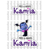 Logos Personalizados De Vampirina