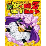 Dragon Ball Z - Saga De Majim Boo Dublado Completa Dvd