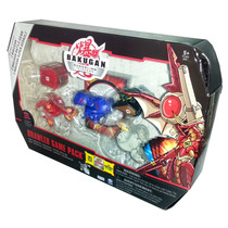 Bakugan-series 3 Brawlers Game Pack Modelo D T64357