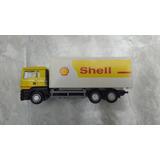 Camión Shell Escala 1/64