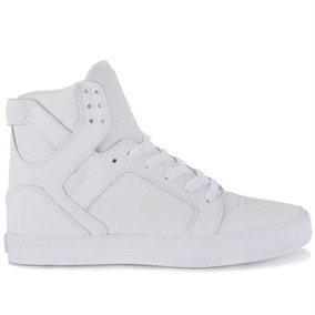 Tênis Supra Skytop White White S18087