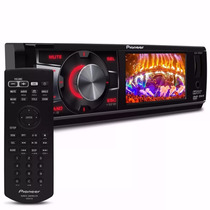 Dvd Player Pioneer Dvh-7880av Tela 3 C/ Usb C/ Controle