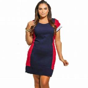 Vestido Plus Size Social Tubinho Festa Para Gordinhas Barato