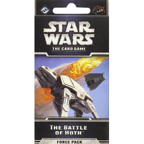 Star Wars Lcg: The Battle Of Hoth Force Pack