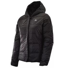 Campera Le Coq Sportif Puff Light Down Jacket Woman Black