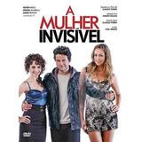 Dvd A Mulher Invisivel 1 Dvd 5 Episódios
