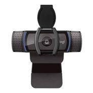 C920e Pro Webcam Logitech Full Hd 1080p C/microfone Duplo