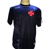 Camisa Vasco Toda Preta 2018 2019 Gigante Da Colina d6a9f5927a0f6