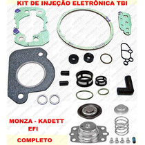 Kit Reparo Injeção Eletronica Tbi Monza/kadett Efi Completo.