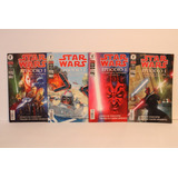 Star Wars Episodio 1 La Amenaza Fantasma Comic Completo Vid