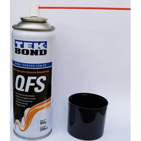 Acelerador Qfs Para Colas De Cianocrilato Tekbond 200ml
