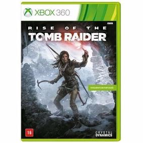 Jogo Rise The Tomb Raider Para Xbox 360 (x360) - Square Enix
