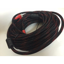 Cable Hdmi 20 Mts Full Hd 1080p Tv Lcd Led Xbox 360 Laptop