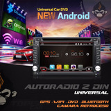 Pedido Auto Radio Android Tactil Cd Wifi,gps Tv Bluetooh Usb