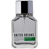 Perfume Benetton United Dreams Aim High Tester Original X100