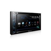 Aparelho Dvd Automotivo Pioneer Avh 298bt Usb Bluetooth 2din