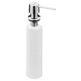 Dosador Porta Detergente Sabao Inox 0,5l Tramontina 94517002
