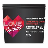Ativador De Cachos Love Cachos Soul Black 980g