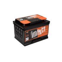 Bateria Automotiva Impact Iaf50 D - Livre De Manutenção