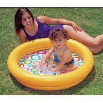 Piscina Infantil 80l Inflável Redonda Bebê Criança