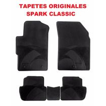 Tapetes Originales Chevrolet Spark Vinil! Mejor Precio!